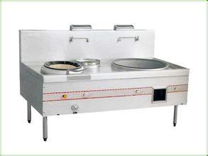 节能厨房灶具,港式双炒灶,厨房精品灶具