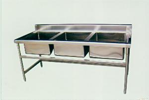 不锈钢水槽-厨房不锈钢水槽-上海不锈钢乐动体育app咋样-上海厨房不锈钢设备