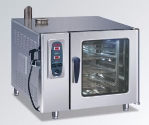万能蒸烤箱_EWR-06-11-L六层电子版万能蒸烤箱