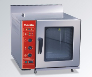 万能蒸烤炉/QWR-10-11-H十层燃气万能蒸烤箱