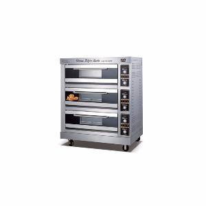 FKB-3三层六盘电烤箱/商用燃气烤箱