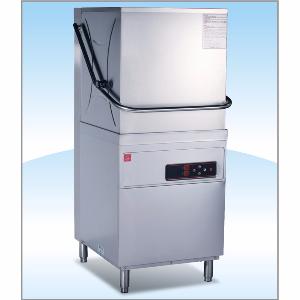 洗碗机XWJ-2A揭盖式洗碗机|酒吧餐厅洗碗机|商用洗碗机