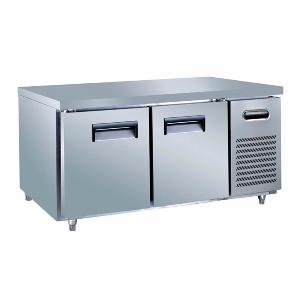 双门保鲜冷藏工作台冷柜/厨房冷冻万博下载地址苹果版操作台/万博下载地址苹果版保鲜工作台
