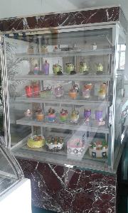 直角蛋糕展示柜|蛋糕冷藏展示柜|上海蛋糕柜