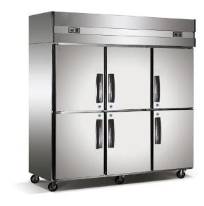 六门冷柜交货